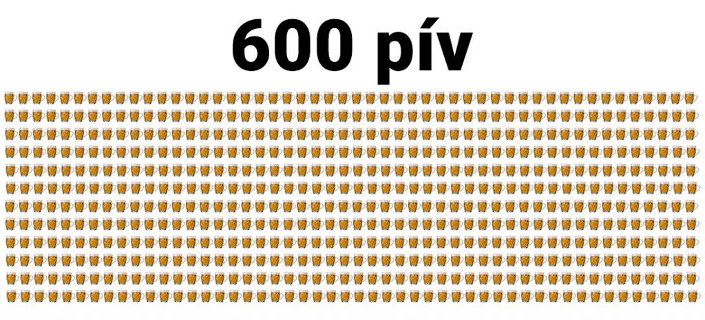 Slovenské vlaky ušetrili 600 pív