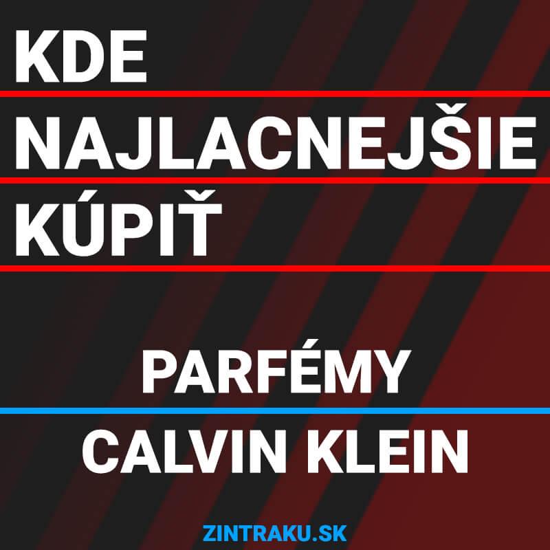 Parfém Calvin Klein, najlacnejšie, Logo a Značka, Calvin Klein